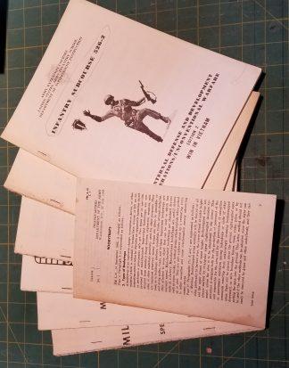 Nape Strap, Helmet Liner, Post-Korean War – SERVICE OF SUPPLY