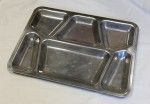 Army Mess Tray