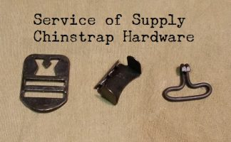 Helmet Scrim- 4 Color Burlap Strips – SERVICE OF SUPPLY