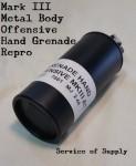 MK III Grenade 2