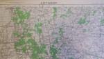Map, Antwerp Belgium1