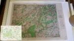 Map, Marche, Belg&France