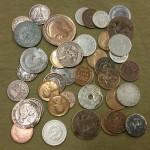World War I coin set